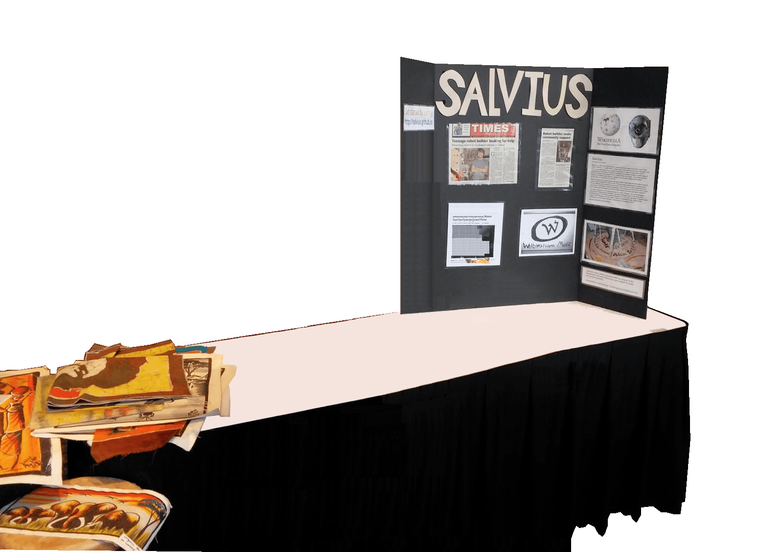 Salvius table